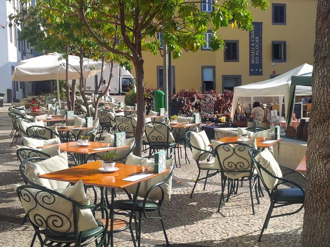 Café in Funchal